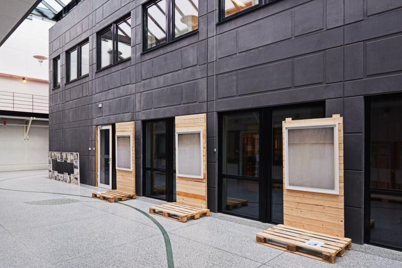 Arkivcentrum -Gradients, 2014