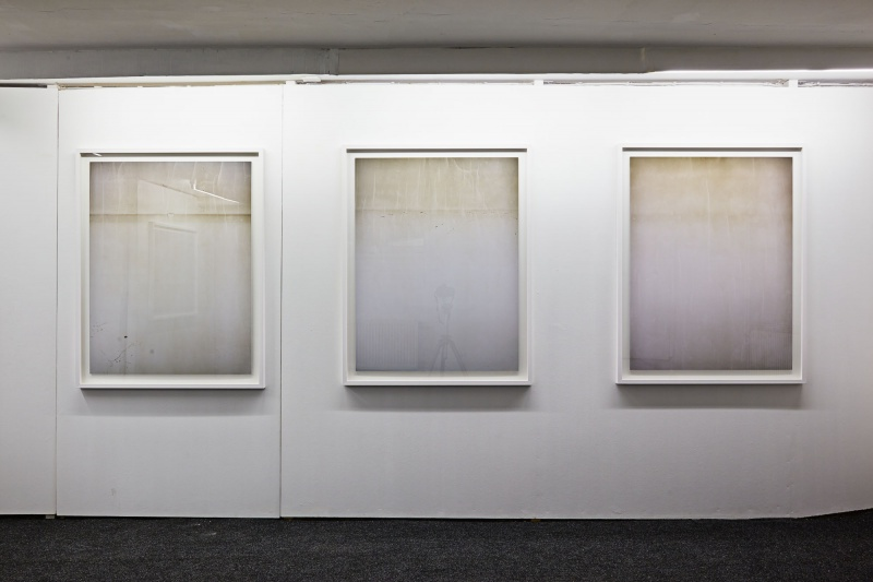 Martin Bryder Gallery -Gradients, 2013