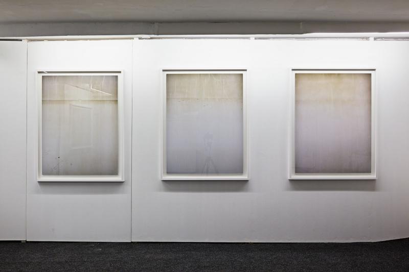 Martin Bryder Gallery -Gradients, 2013