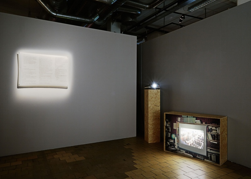 Fotogalleriet Format -MemoryPalace, 2013