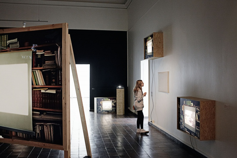 Göteborgs Konsthall -Slutstycke (MemoryPalace), 2012