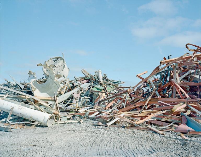 DemolitionWork, 2013